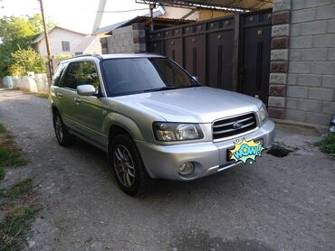 Транспорт - Военно-Антоновка: Subaru Forester 2 л. 2002 | 295000 км