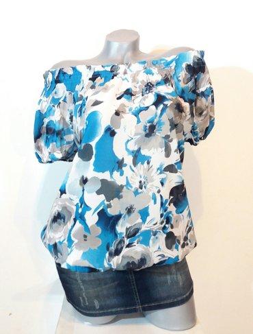 Prelepa,romanticna Calliope bluzica,cvetnog printa,u tri lepe,pastelne - Beograd