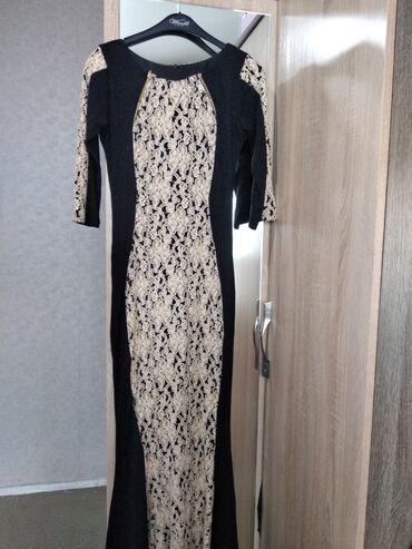 русалка в Кыргызстан: Вечернее платье модель русалка, идеальное очень красивое, было одето
