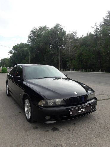BMW - Токмак: BMW 520 2.2 л. 2002