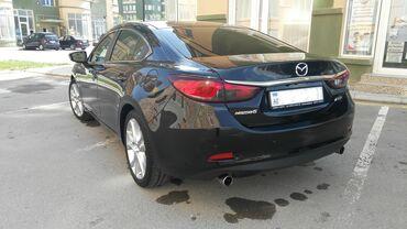 Mazda - Azərbaycan: Mazda 6 2.5 l. 2014   134500 km
