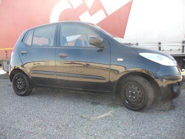Hyundai i10 1.1 л. 2009 | 80000 км