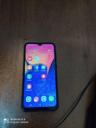 Б/у Samsung A10 32 ГБ Черный