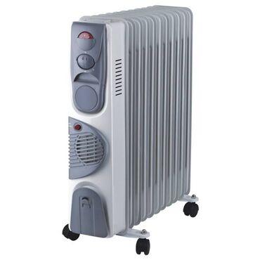Масляные радиаторы!!!Фирменные радиаторы Oasis c вентилятором и