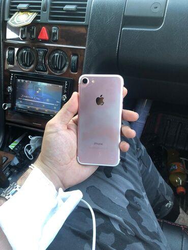 Iphone 7 hec bir problemi yoxdu barmaq izide isleyir