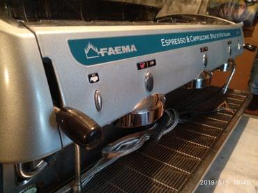 кофемашина delonghi магнифика в Кыргызстан: КофемашинаFaema e92 elite s3,в идеальном состояниикофемашина премиум