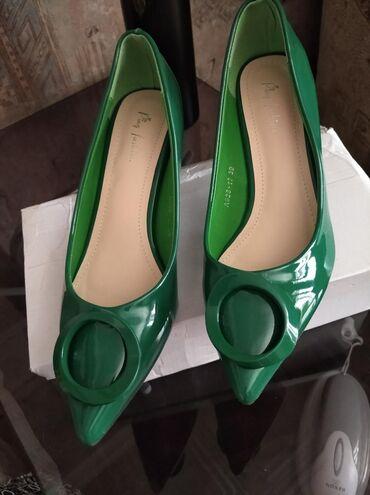 Новые туфли размер 37.5-38