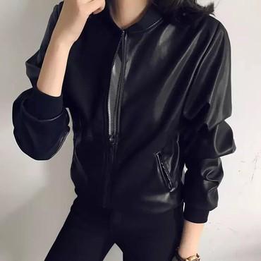 Куртки - Кыргызстан: Куртка, эко-кожа для подростков! Размер стандарт