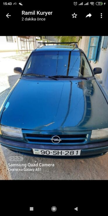 pirallahi - Azərbaycan: Opel
