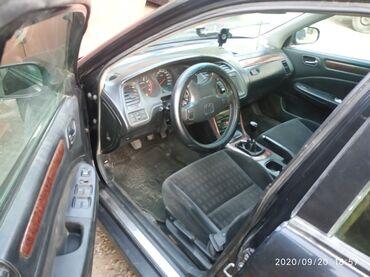черная honda в Кыргызстан: Honda Accord 1.9 л. 2001