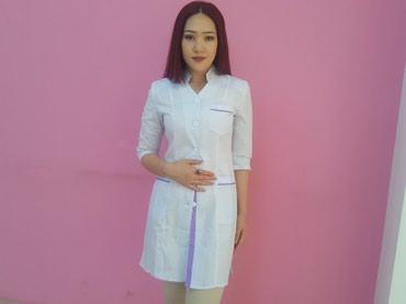 чехол для одежды в Кыргызстан: Халат медицинский оптом и в розницу (за оптовыми ценами звонить )