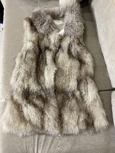 жилет лиса в Кыргызстан: Мех лисаразмер м, 1000 сом