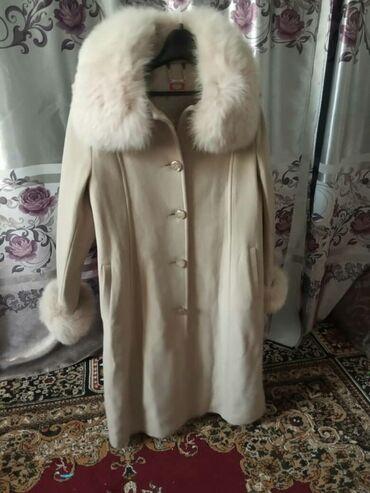 Пальто кашемир мех писец торг уместен! Отличное состояние