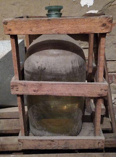 Медтовары - Кара-Балта: Продается аммиак 20 литров, в герметично закрытом бутыле, за 3500