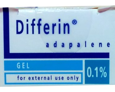 Дифферин гел от прищей и можно в Meyrin