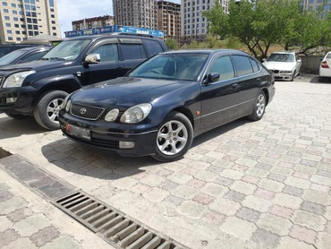 Toyota Aristo 2002 в Бишкек