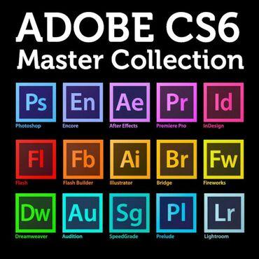 Услуги - Кобу: Macbooklar ucun Crack olunmus Adobe Programlari Satilir1.Adobe