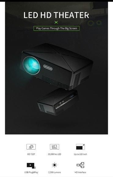 Bakı şəhərində HD 3D 1280x720 Proyektor satılır..