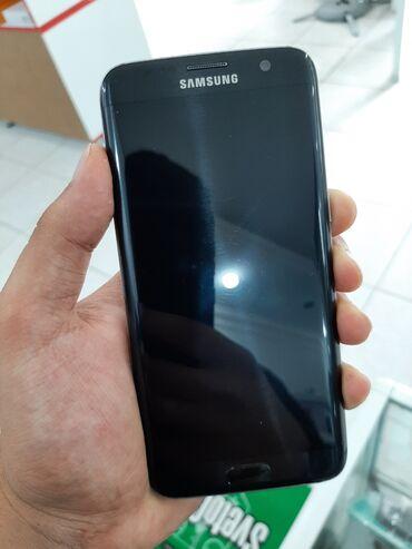 Электроника в Гёйчай: Б/у Samsung Galaxy S7 Edge 32 ГБ Черный