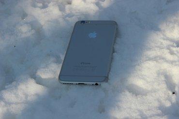продаю айфон 6 space gray 16 гб  в идеальном состоянии все работает от в Бишкек