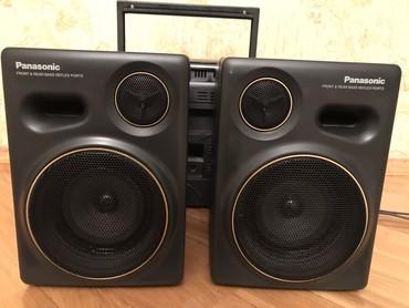 Bakı şəhərində 2 Колонки от муз центра японской фирмы Panasonic