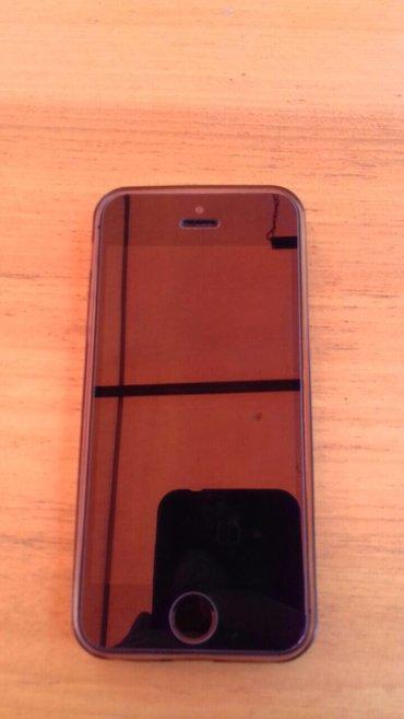 Iphone 5s 16gb ref deyil 013 hec bir problemi yoxdu orginal adaptr ,   в Гянджа