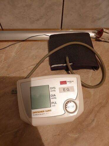 Elektronika - Odzaci: Aparat za merenje krvnog pritiska