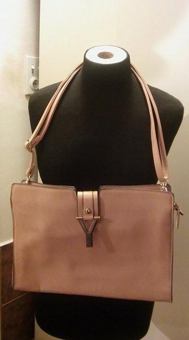 Nova, roze torba. - Kikinda