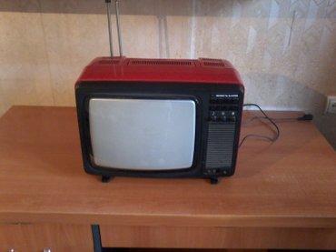 Bakı şəhərində Televizor nostalji tv
