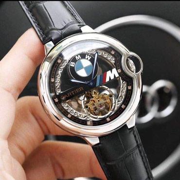 bmw 6 серия 633csi 3at - Azərbaycan: Qara Kişi Qol saatları Cartier