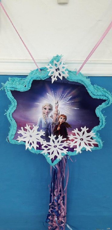 Frozen-kompleticine - Srbija: Pinjata Frozen 2 Elsa i Anna Izrada pinjate se zakazuje 7dana unapred