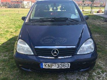 Mercedes-Benz A 140 2002