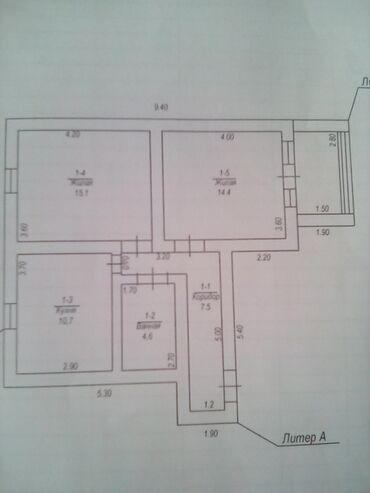 прод дом в Кыргызстан: Продается квартира: 2 комнаты, 523 кв. м