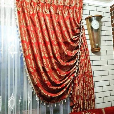 Декор для дома в Кыргызстан: Шторыпортьерытюлиаксессуары из Турции и Италии. Пошив дизайн