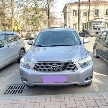 хайлендер бишкек in Кыргызстан   ГРУЗОВЫЕ ПЕРЕВОЗКИ: Toyota Highlander 3.5 л. 2011   118000 км