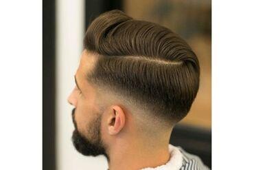 Potreban muski frizer