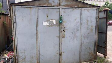 продам коптильню в Кыргызстан: Продаётся гараж металический