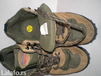 Hi-tec duboke sportske muške cipele br 42 od kombinacije, prirodne - Bajina Basta