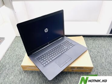 работа вакансии бишкек 2020 в Кыргызстан: Ноутбук HP  -модель-17-ca1026ur  -процессор-AMD Ryzen 3/3200U/2.60GHz