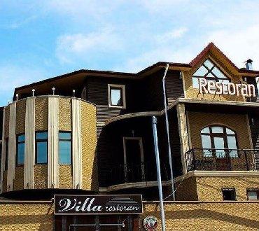2 otaq - Azərbaycan: Villa restoranıYerləşdiyi ərazi Qaraçuxur Aura şadlıq sarayının