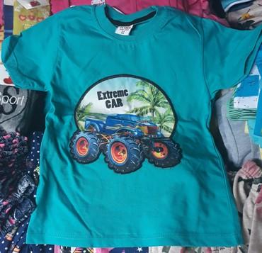 Dečija odeća i obuća | Novi Sad: Svetleće majice za dečake, veličine 3-4, 5-6, 6-7 i 7-8