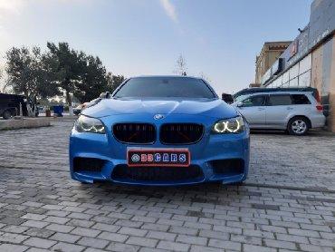 Dzhejranbatan şəhərində BMW M5 2011