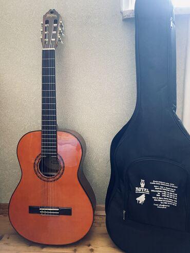 Musiqi alətləri - Azərbaycan: Miguel Angela - Classic gitara.Yeni başlayanlar və ya ifasını bir