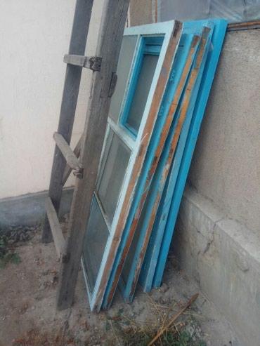 Окна 5 штук как на фото в Бишкек