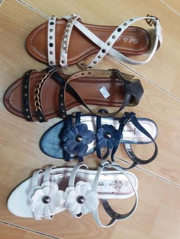 Snizene sandale jos par brojeva - Belgrade
