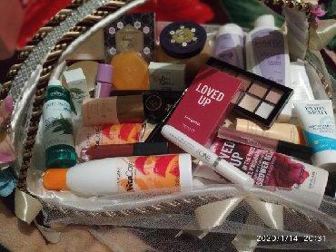 Xonça - Azərbaycan: Kosmetika sebetlerinin münasib qiymətə yığılması