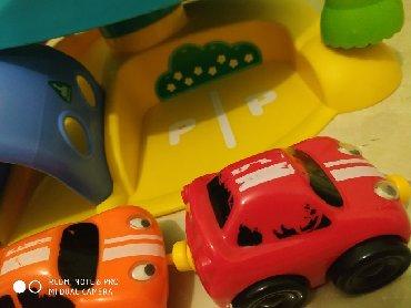 Παιχνίδι βρεφικό elc whizz mountain κατρακύλα με μαγνητικά αμαξάκια κ