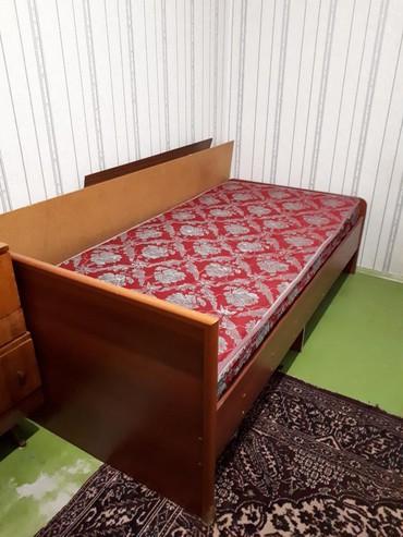 Продается кровать-полуторка в хорошем в Бишкек