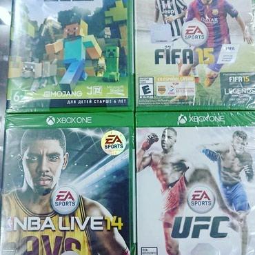 Bakı şəhərində Xbox one üçün oyunlar