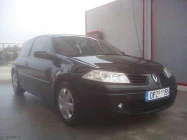 Renault Megane 1.6 l. 2008   185000 km